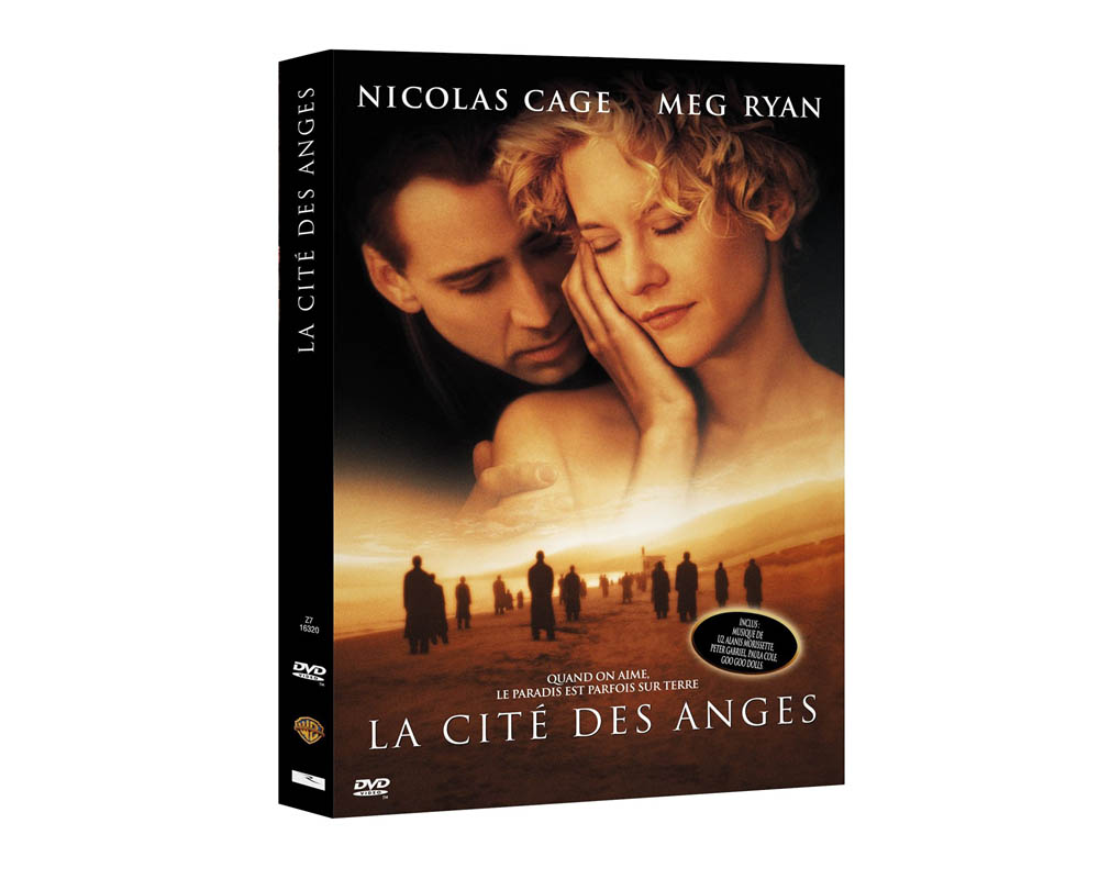 La Cité des anges de Brad Silberling.