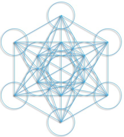 Cube de Metatron Archange